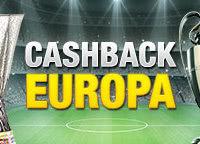 Cashback Europa chez betFIRST