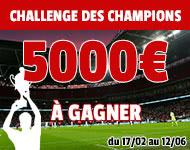 Challenge des Champions chez France Pari