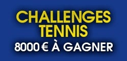 Challenge Tennis NetBet