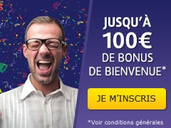 100 euros de bonus Eurotiercé
