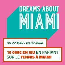 10.000 euros pour le tennis PMU