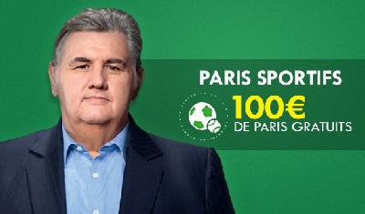 100 euros de bonus pour vos paris sportifs chez Unibet