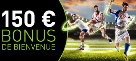 Gagnez 150 euros avec vos paris sportifs en ligne chez Bet 777 !