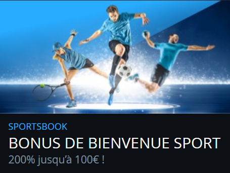 200% de bonus jusqu'à 100 euros pour vos mises Stanleybet