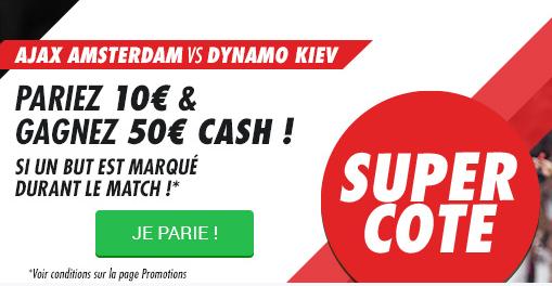 50 euros pour vos paris sportifs avec la Super Cote chez Circus Bet