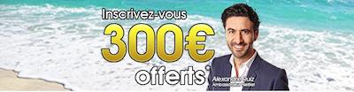 100 euros de bonus de bienvenue pour vos paris sportifs chez NetBet