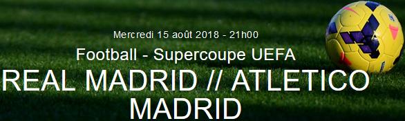 100 euros de cashback pour Real - Atlético chez PMU en ligne