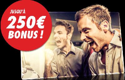 250 euros de bonus vous attendent pour votre premier pari chez Circus Bet