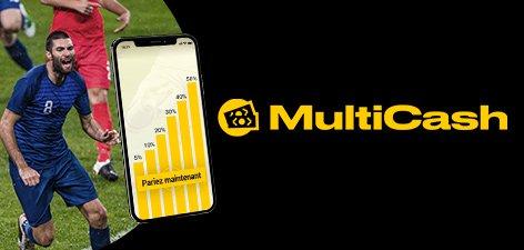 Profitez de vos paris combinés chez Bwin avec l'offre MultiCash