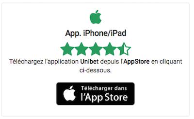 iOs Unibet App