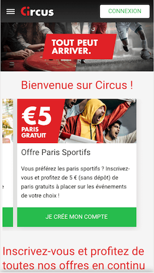 5 euros paris gratuits circus