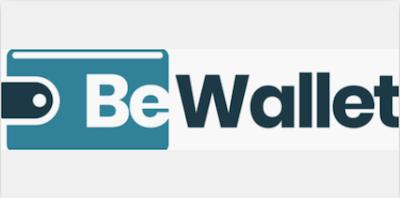bewallet logo