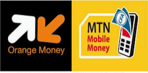 parier mtn orange money