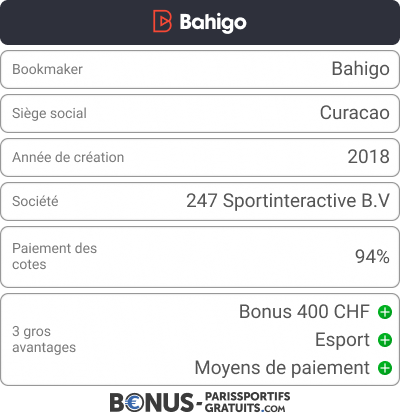 bahigo revue